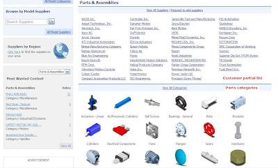 Free 3d Models, Free CAD Models- 3D ContentCentral