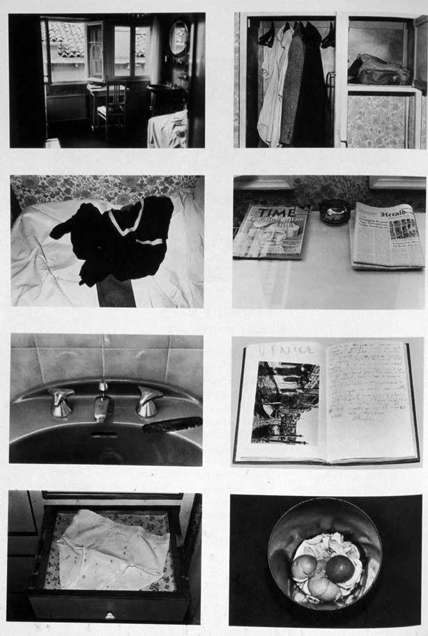 Hotel Room Photography: A Series Of Images;: Sophie Calle: The Hotel