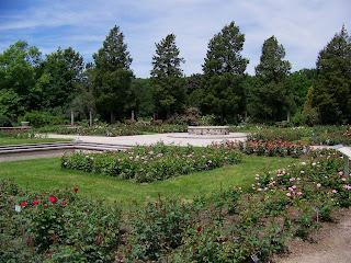 Boerner Botanical Garden  Roses