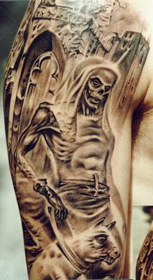 Los mejores tatuadores del mundo belagoria la web de for Los mejores tatuadores