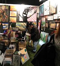 Cotelito en Arte BA - 2008