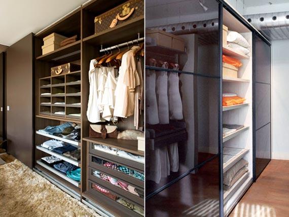 Blog da fl via closet for Closets para apartamentos pequenos