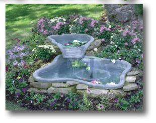 Backyard decor ideas so you want to install a backyard for Garden pond do you need a pump