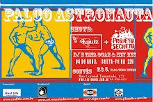 palco astronauta 4 de abril