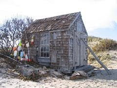 Provincelands Dune Shack