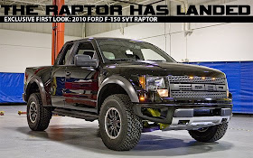 2008 Ford Raptor >> We Love Ford S Past Present And Future First Look At The