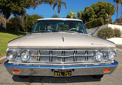 we love ford s past present and future 1963 mercury monterey 1961 Mercury Montclair a true survivor the car has covered a mere 76 244 actual miles in 46 years that s less than 1 700 miles annually
