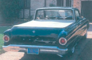 We Love Ford's, Past, Present And Future : 1960-1963 Ford Falcon