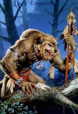 اسطورة الرجل الذئب  ( حقيقة ام خيال ؟ )