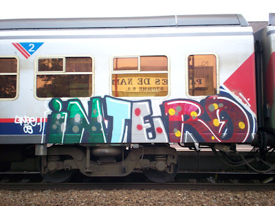 INTER GNEE graffiti crew