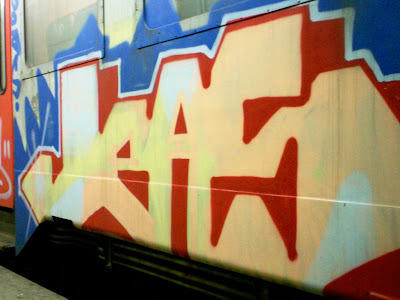 Jeas graffiti