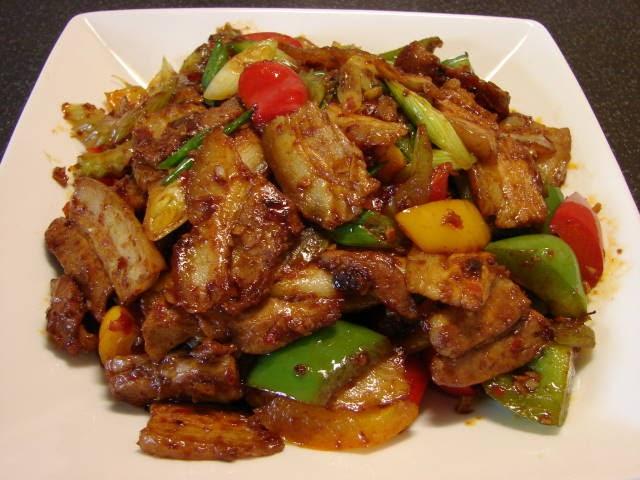 Qing Dynasty Food Recipes