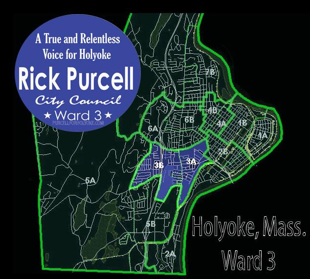 Ward 3 Holyoke