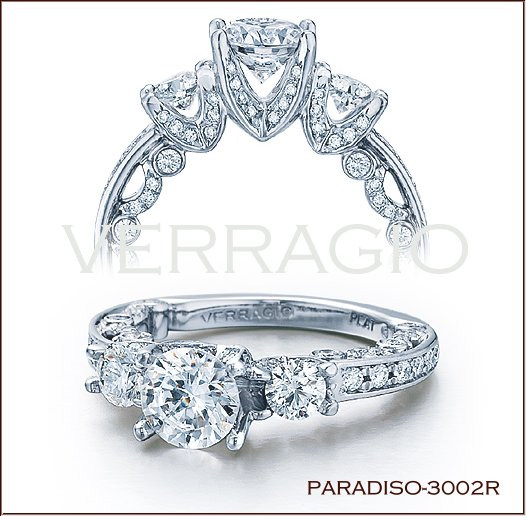 Three Stone Engagement Rings The Past Present And Future
