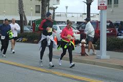 The last 1/2 mile