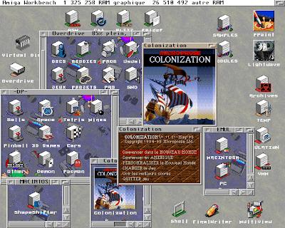 My Amiga Desktop #2