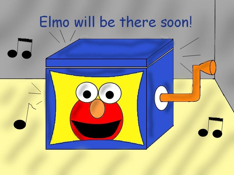 Just Humor Me Things That Elmo Does In The Night