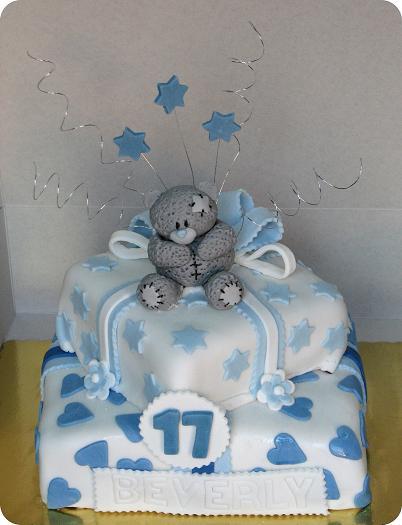 Snooky Doodle Cakes Teddy Bear Cake