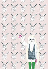 Our own Alice in Wonderland Story. Illustrated by Jenny Tallberg. Styled by Linda Marina Portman