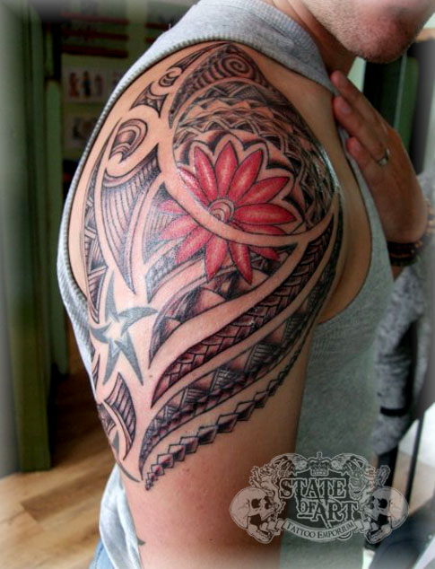 Robbie Williams Maori Tattoo Design: Tattoo Design 2014: Maori Tattoos