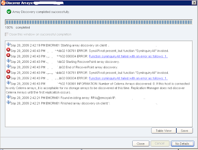 Vmware View, Vmware Vsphere, EMC VMX Storage, Wyse P20, Windows