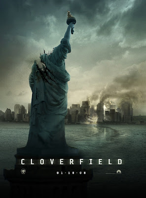 Official Cloverfield Poster