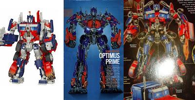 Transformers Live Action Movie Blog (TFLAMB): TF2 Leader
