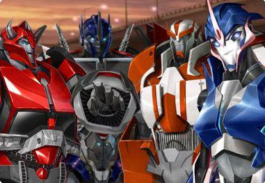 The Games Ranch • View topic - Transformers Prime