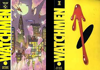 Watchmen Comic Book