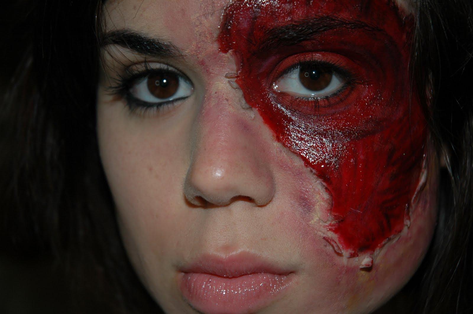Itsjusstmakeup Halloween Gore