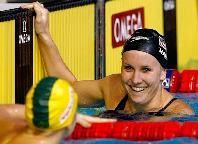 Swimmer Jessica Positive For Banned Substance 2008 Beijing Olympic