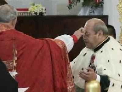 Tonga new king