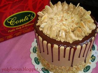 Contis Best Seller Cake