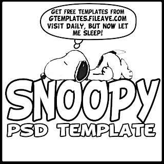 snoopy fans comics graphic download free psd photoshop templates everyday upload cartoons animated animation poster bubble
