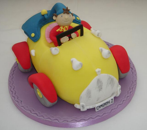 Themed Cakes, Birthday Cakes, Wedding Cakes: Car Themed