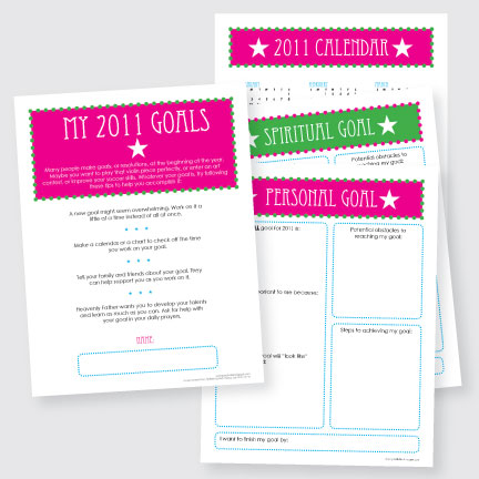 Goal Setting Group Activities 88