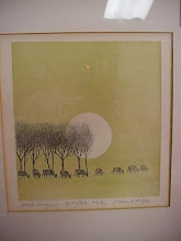 One of Richard's 'block prints' ... he had many ...