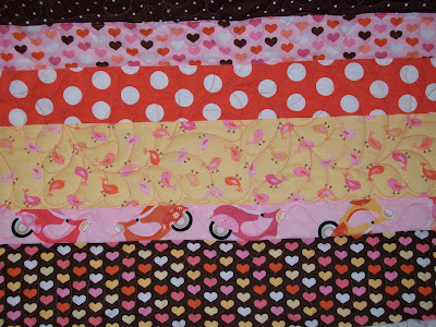 Designs By Laura Jo Chic Paris Strip Quilt For The Women