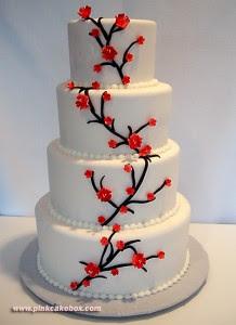 Domestic Divas Fancy Wedding Cakes