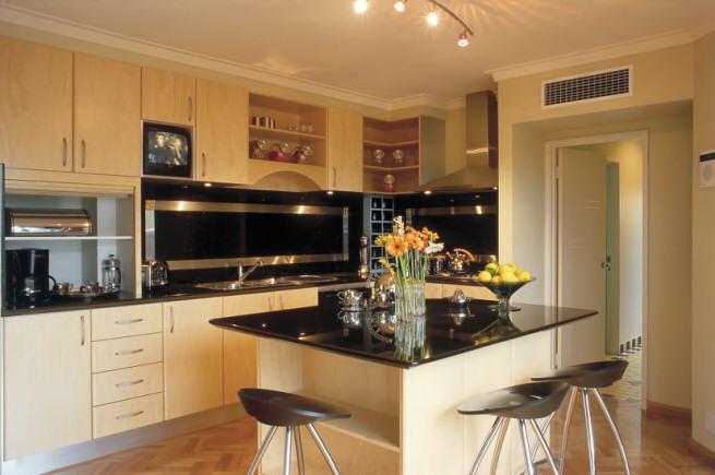 Home Design Interior: Modern Interior Design Kitchen