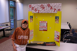 baseball science projects As a science educator, i train science graduates to become science teachers  over the past two years i've surveyed their understanding of key.
