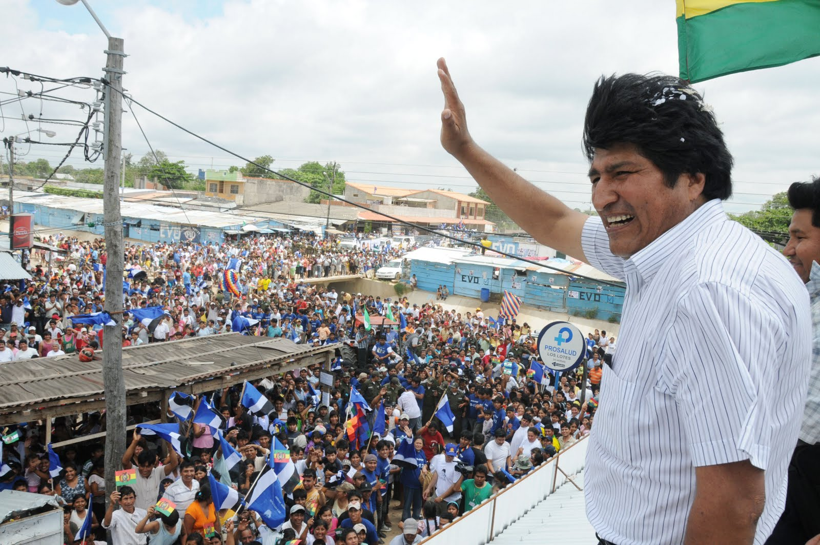 Media and Democracy in Bolivia