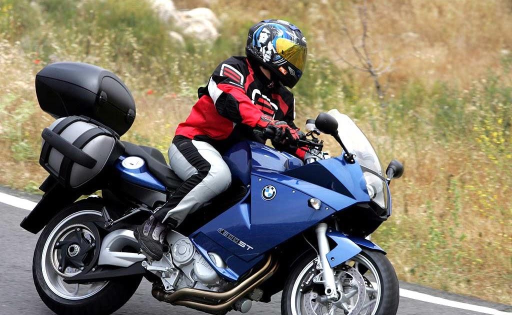 Varacanarias Moto De La Semana La Bmw F 800 St