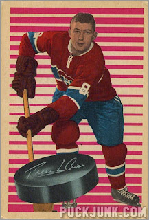 1963-64 Parkhurst #84 - William Hicke
