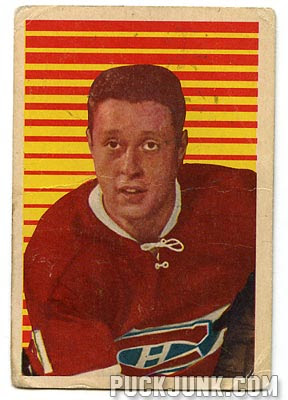1963-64 Parkhurst #28 - Jean Gauthier