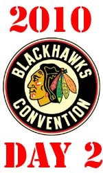 2010 'Hawks Con – Day Two