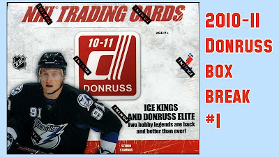 2010-11 Donruss box break #1