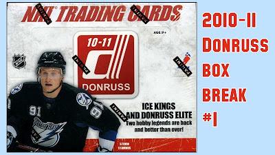 2010-11 Donruss box break #1