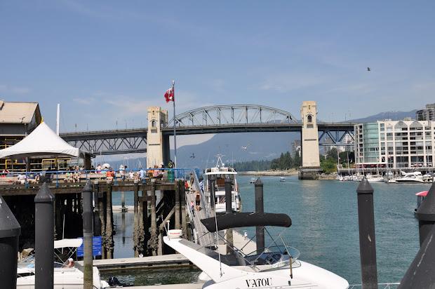 Beattie Gang Vancouver Aquabus And Granville Island