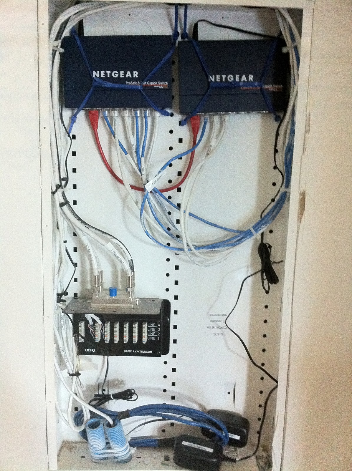 Home Wiring Systems